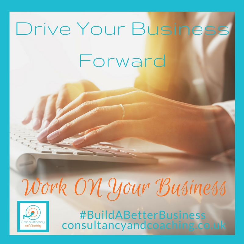 Drive Your Business Forward, Business Blog By Consultancy and Coaching