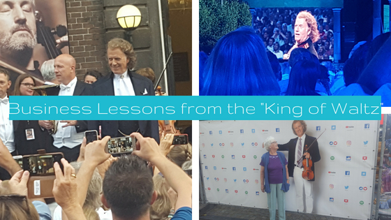 Business Lessons from the King of Waltz. Blog by Consultancy and Coaching