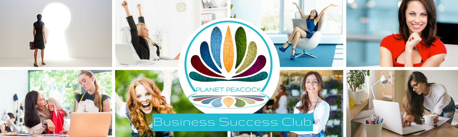 Planet Peacock Business Success Club