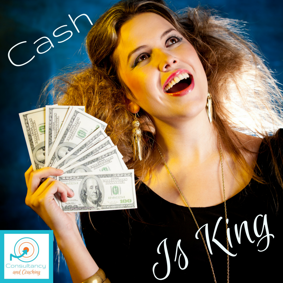Cash Is King, Business Blog by Consultancy and Coaching