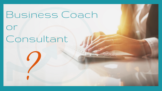 Do I Need a Business Coach or Consultant? Blog from Consultancy and Coaching