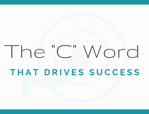 "The ""C"" Word That Drives Success"