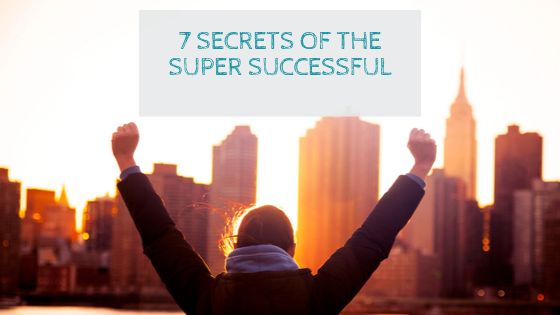 7 Secrets of the Super Successful, Consultancy and Coaching