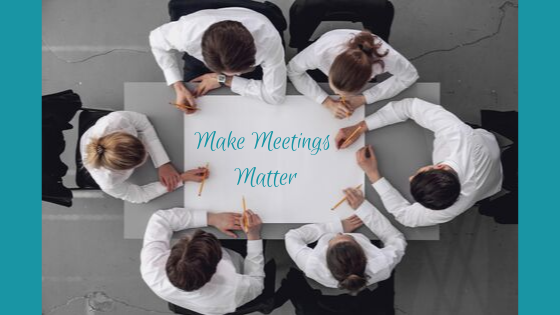 Make Meetings Matter, consultancy and coaching, blog